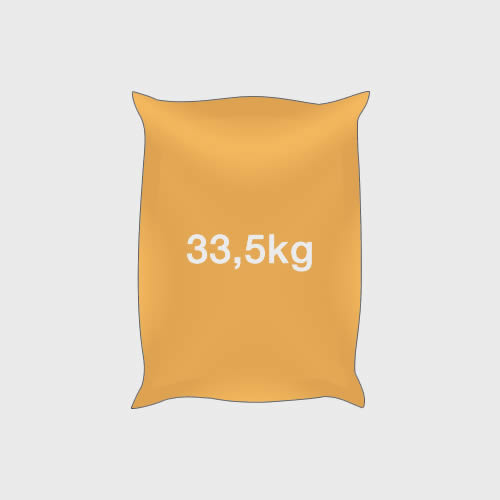 worek 33,5 kilo